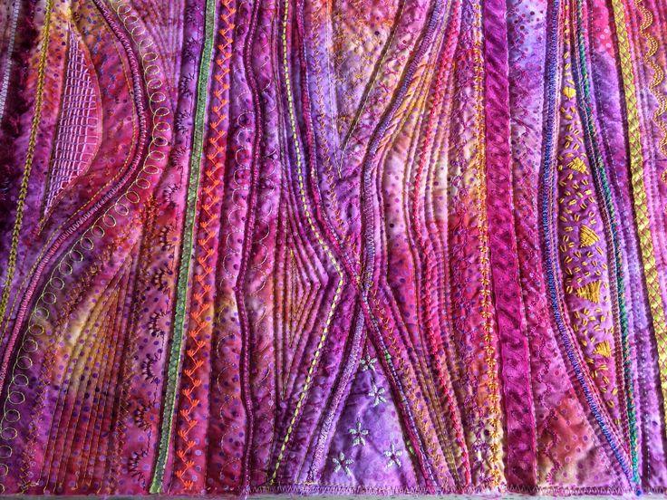 Stupendous stitching - dekorative sømme