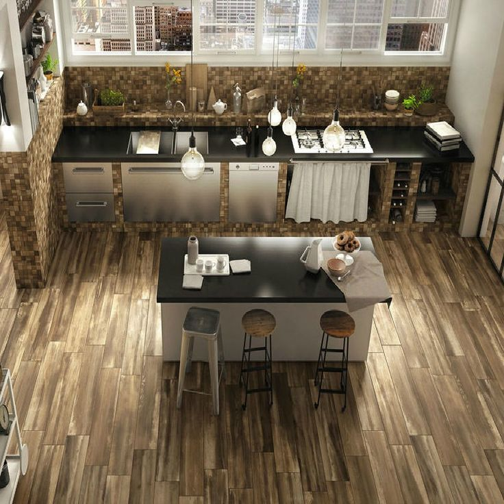 From Qualityflooring4less.com · This Wood Look Tile From Mirage Is Called B  Wild For A Reason! This Realistic