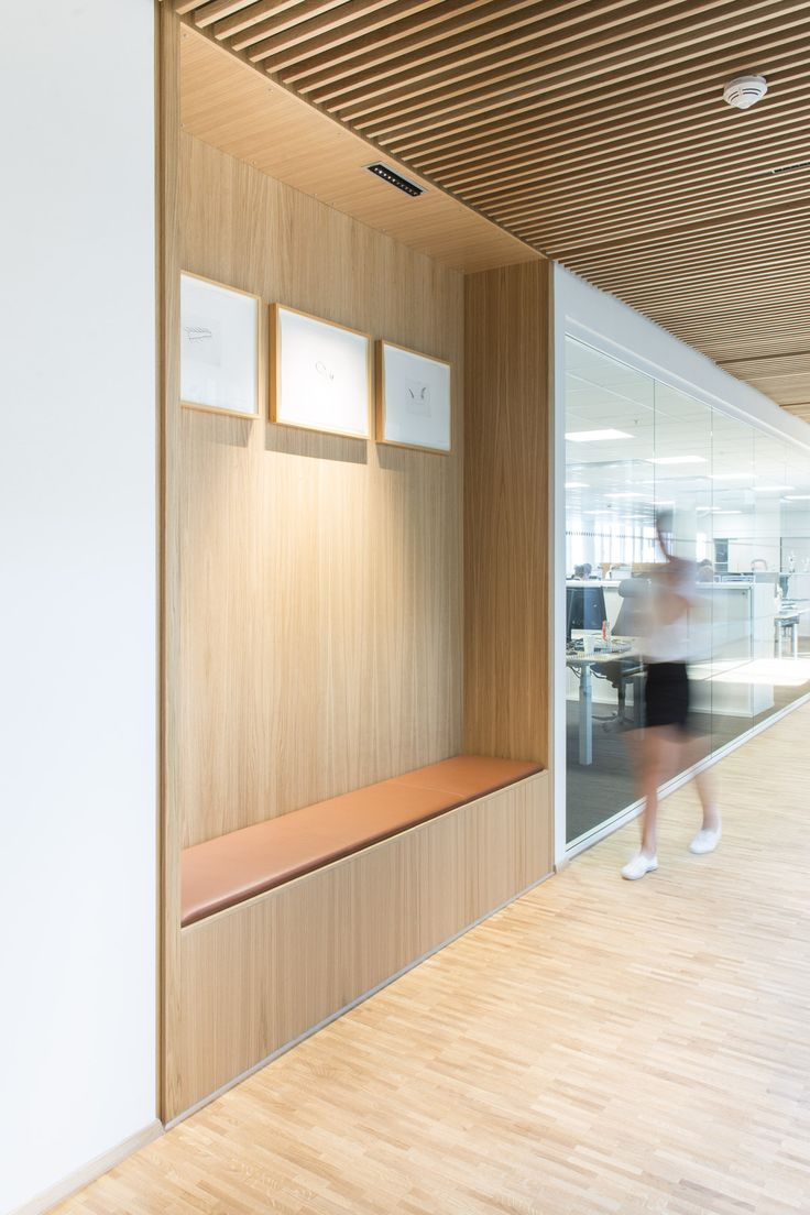 Nordea Headquarter – Oslo, Norway – Client: Nordea  Bank Norge – Architectural…