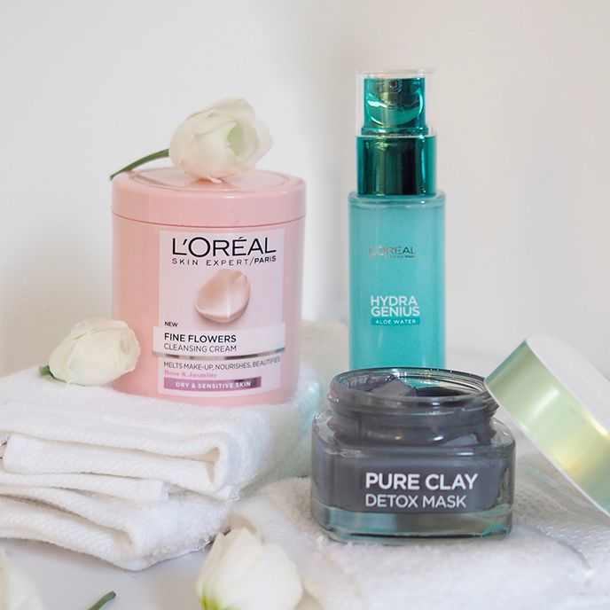 Make-up goes on better when you start with a perfectly prepped base. Give your skincare routine an upgrade with these essentials from L'Oreal Paris.