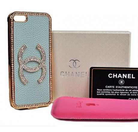New Arrival Real Chanel iPhone 6 Cases - iPhone 6 Plus Cases - Case Blue - Free Shipping - Chanel & Louis Vuitton Authorized Store