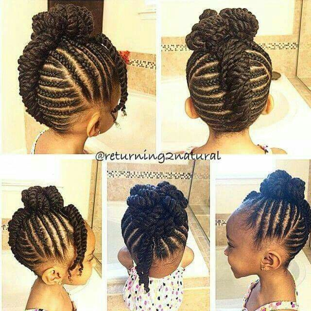 Best 25 Braids For Black Kids Ideas On Pinterest Hair Braid Hairstyles Natural Styles And Braided