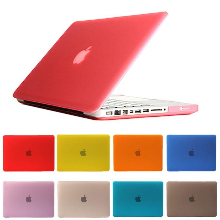 Fashion Casual Laptop Case For Macbook Pro 13 Case Crystal Matte Transparent Cover Laptop Case for Macbook Pro Air 13 Retina