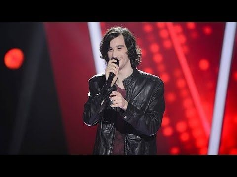 ▶ Frank Lakoudis Sings Immigrant Song | The Voice Australia 2014 - YouTube  This guy fucking rocks!!!!!!