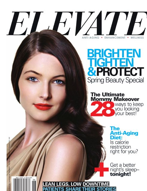 Winks partners up with Elevate magazine in order to reveal 4 beauty secrets that just may come in handy.