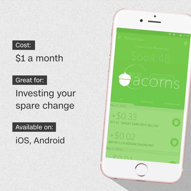 ACORNS (INVEST THE CHANGE) PROMOTIONS (With images