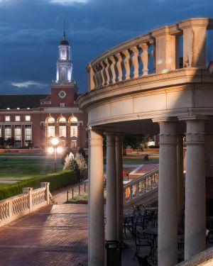 Union and Library, Oklahoma State University, OK