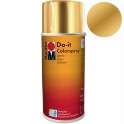Peinture en bombe DO IT or haute brillance 150 ml
