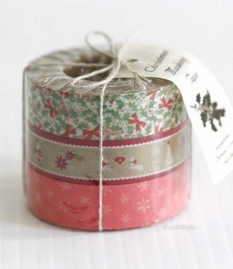 love washi tapes :-)
