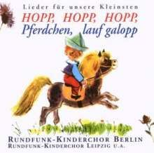 Chöre Berlin / Leipzig: Hopp,Hopp,Hopp,Pferdche, CD