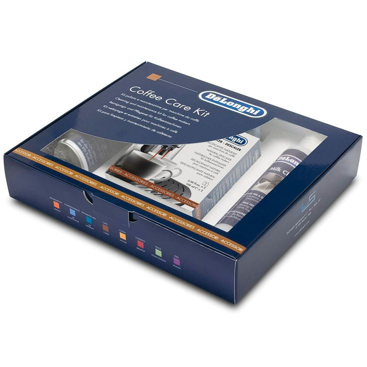 Personal Edge : DeLonghi SER3012 Cleaning & Maintenance Kit for Espresso Machines