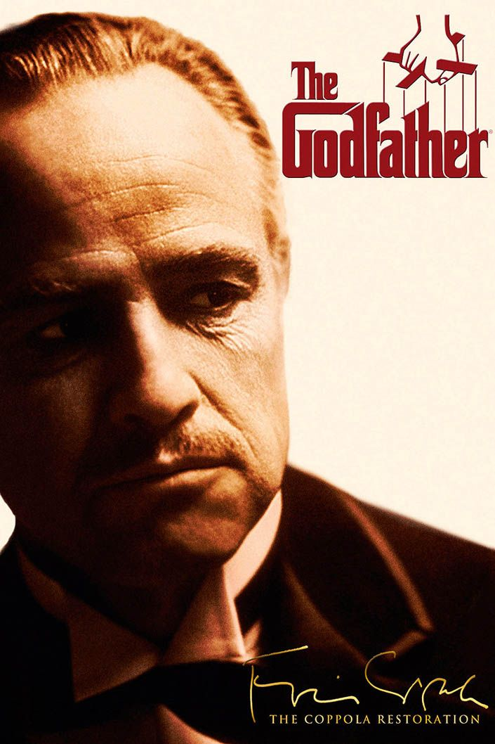 The Godfather (1972)   |  * See Top best 13 Movies ever made that you should watch at least 3 times in life
