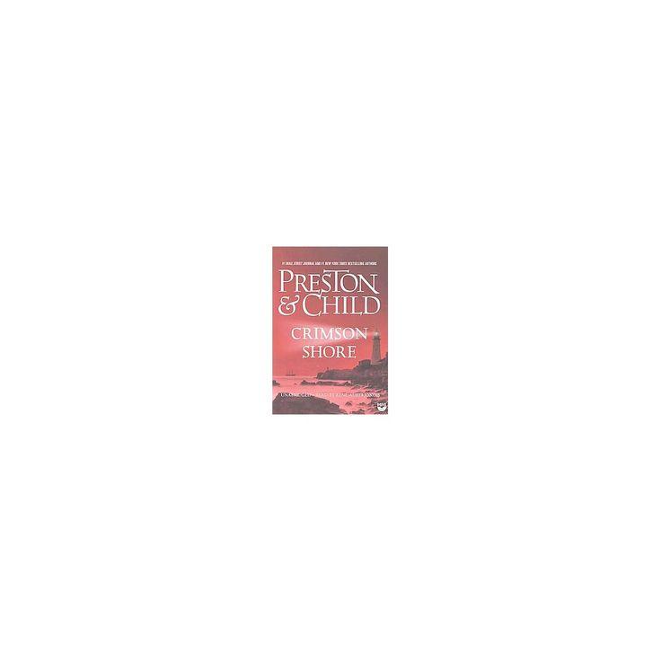 Crimson Shore (Unabridged) (MP3-CD) (Douglas Preston & Lincoln Child)