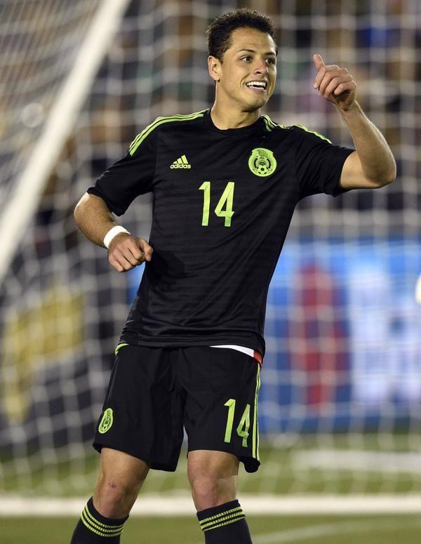 Javier Hernández Chicharito - México