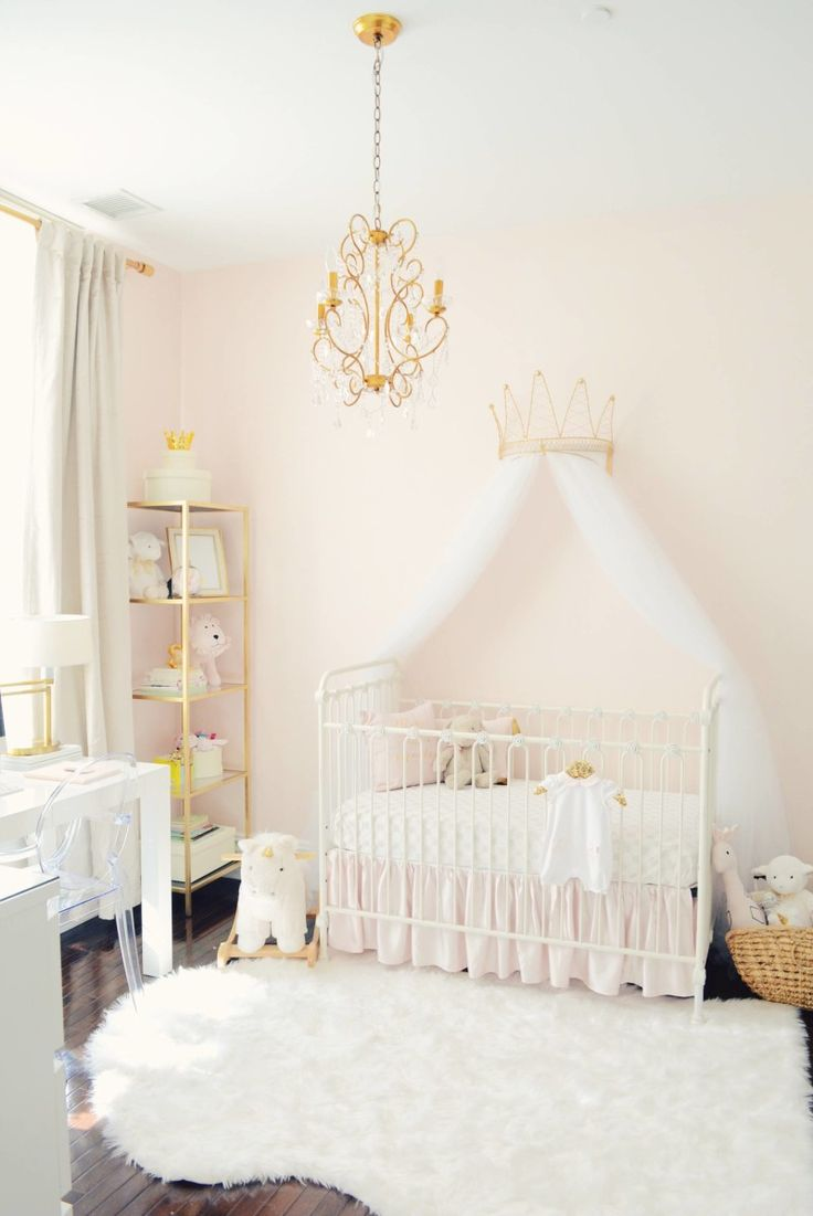 Sophia's Nursery Reveal
