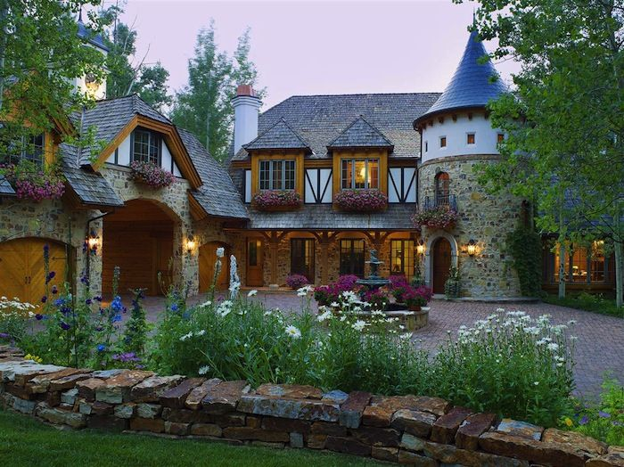 25+ Best Ideas About Extravagant Homes On Pinterest | Big Homes