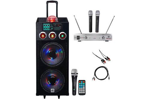 Top 10 Best Portable Professional Karaoke Machines Reviews
