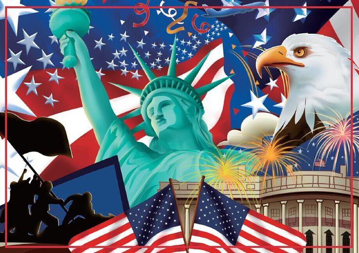 США Путешествия Магниты Подарки 78*54 мм Флаг США Магниты 20194 Американский Турист Памятных Подарков