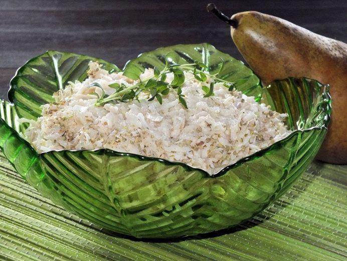 Surówka z selera i gruszki - zdjęcie 2