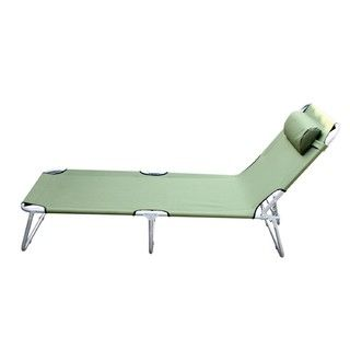 BN Folding Reclining Sun Bed Lounge Tanning Pool Outdoor Camping Chair Seat