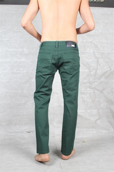 Купить мужские зеленые джинсы