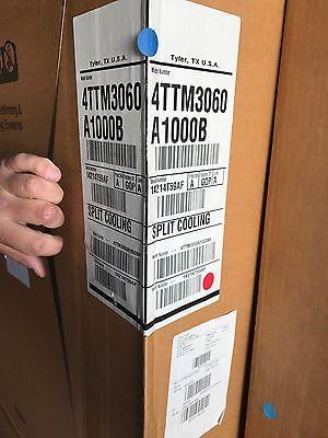 Trane  5 Ton 13 Seer R410A Air Conditioner Condenser - 4TTM3060b1000a