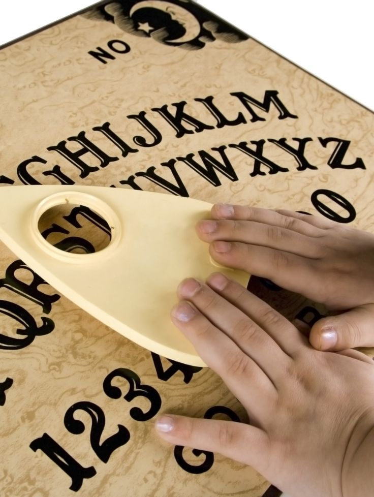 True Ouija Stories. (Don't say we didn't warn you!)