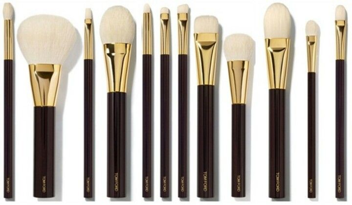 Tom Ford Makeup Brushes