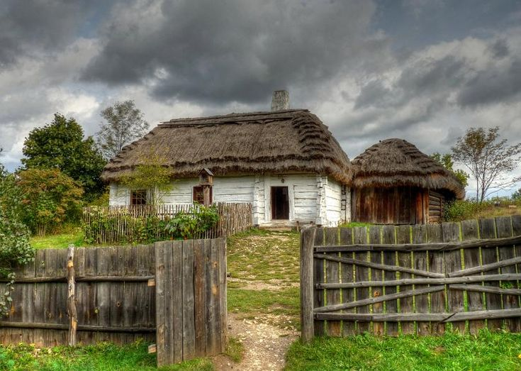 Country cottage in Poland