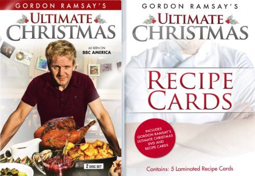 Gordon Ramsay Ultimate Christmas Recipes