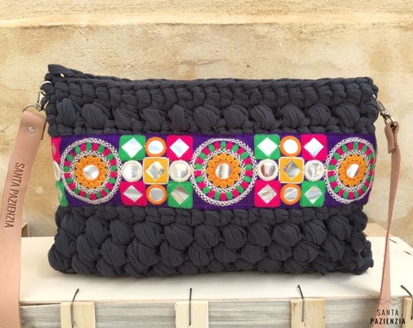 Image of Clutch Boho Indi
