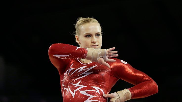 CBC Sports   A year after finishing second at the Canadian Championships, Ellie Black is back where she wants to be.   The Halifax native regained her senior all-around title on Saturday at the 2017 Canadian Championships in Artistic Gymnastics in Montreal. The victory is Black's fourth... - #Allaround, #Black, #Canadian, #CBC, #Championship, #Ellie, #Gymnastics, #Sports, #Title, #Wins, #World_News