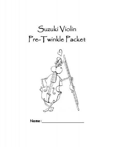 22 best Suzuki review images on Pinterest Music ed, Violin lessons