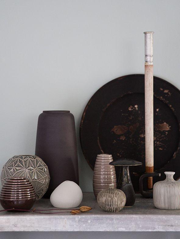 Ceramics, stylist silje aune eriksen, fotograf anne bråtveit