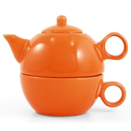 1000 images about orange attitude on pinterest wall - Teavana tea pots ...