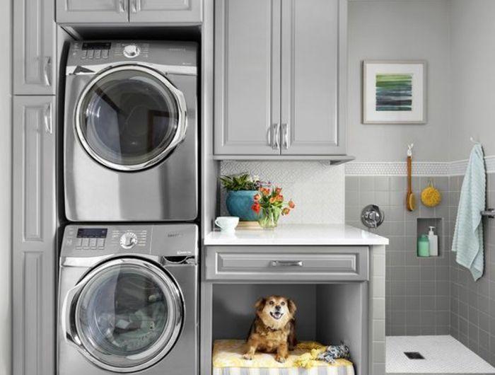 les 25 meilleures id es de la cat gorie salle de bains pour chien sur pinterest la salle de. Black Bedroom Furniture Sets. Home Design Ideas