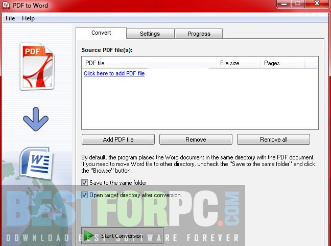 Download Pdf To Word Word To Pdf Converting Software For Windows Pdf To Word Converter Software Latest Version For Windows 10 8 8 1 7 Converter Pdf Software