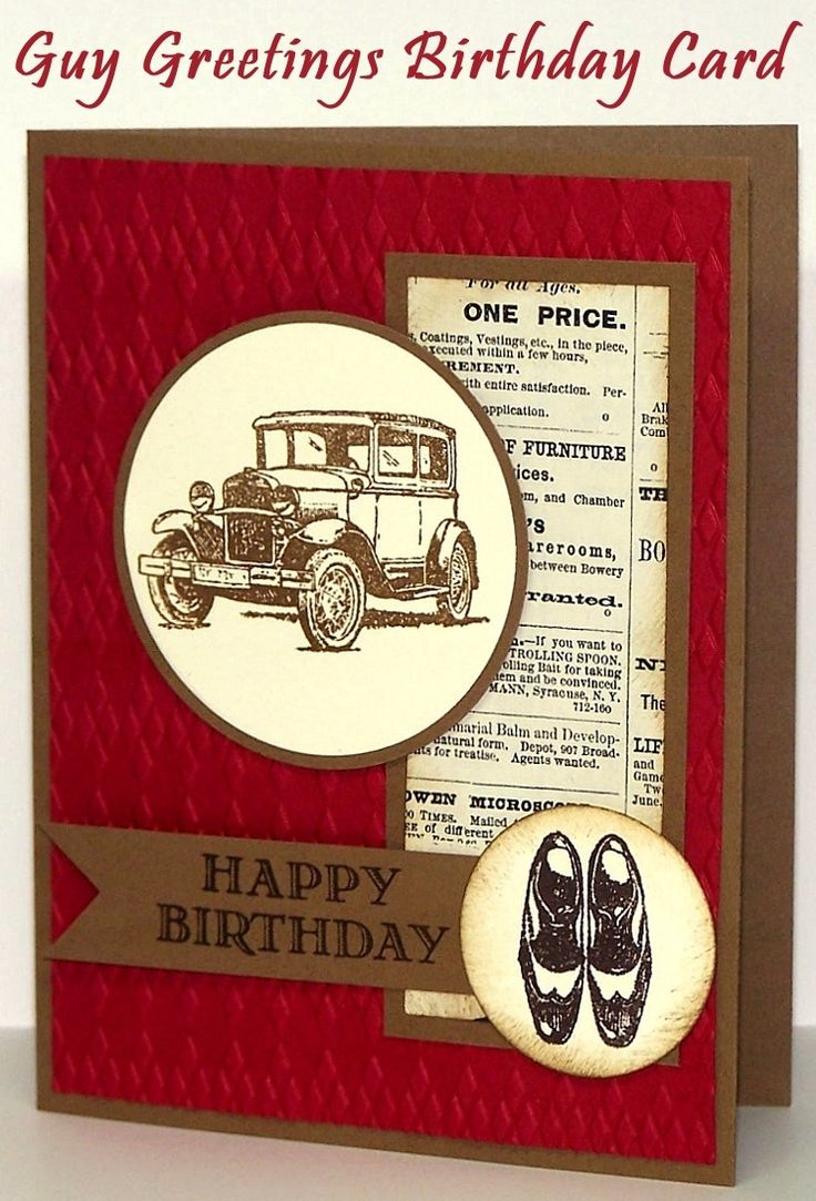 366 best cards for men images on pinterest fathers day cards create with christy guy greetings birthday card mojo 390 m4hsunfo