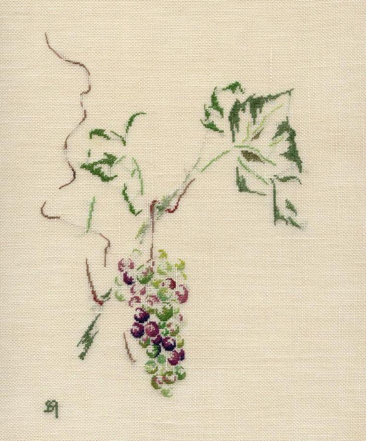 Волшебство вышивки Marie-Therese Saint-Aubin - Ярмарка Мастеров - ручная работа, handmade