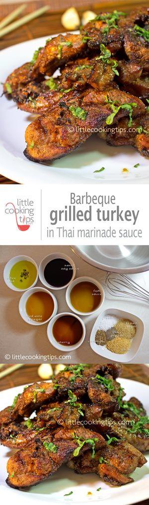 Easy marinade recipes for turkey