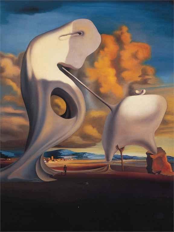 The great Salvador Dali