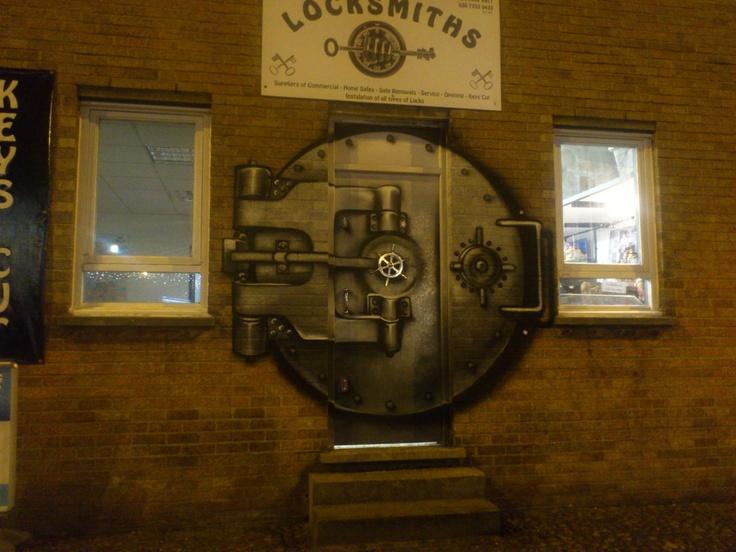 locksmith in england