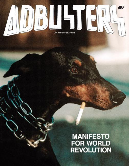 Adbusters #cover #jetudielacom