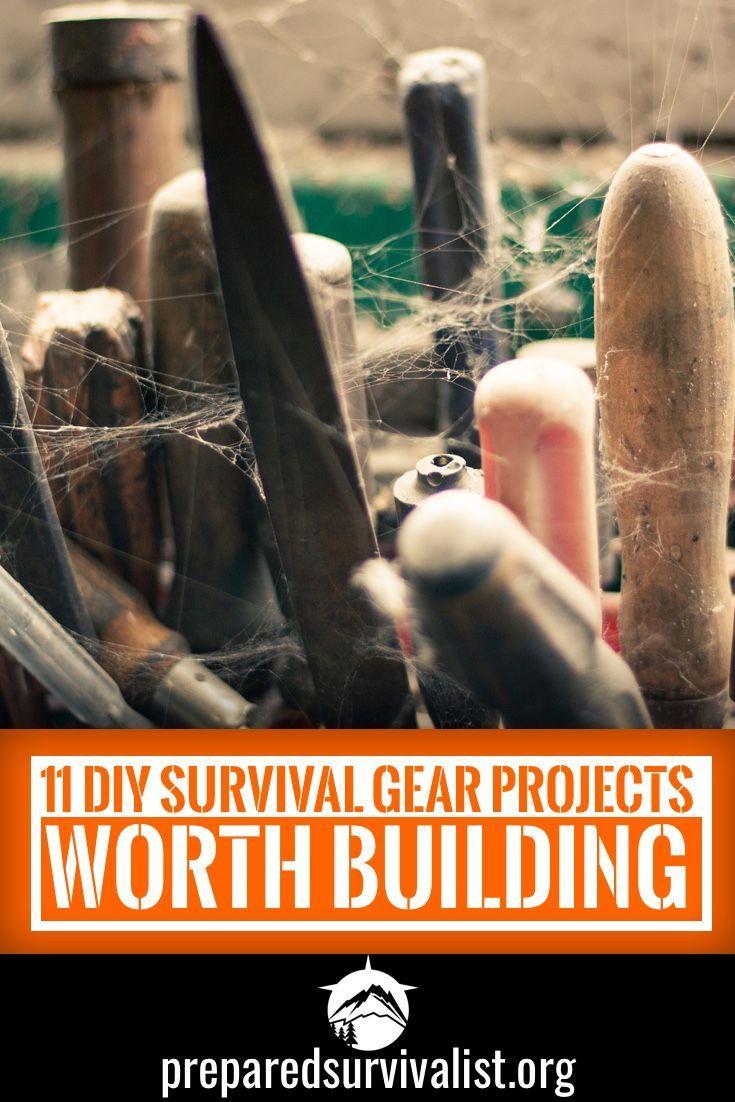 11 Diy Survival Gear Projects Worth Building Feestje