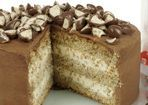 Bananen – Schokolade – Torte – #Bananen #Schokolade #Torte