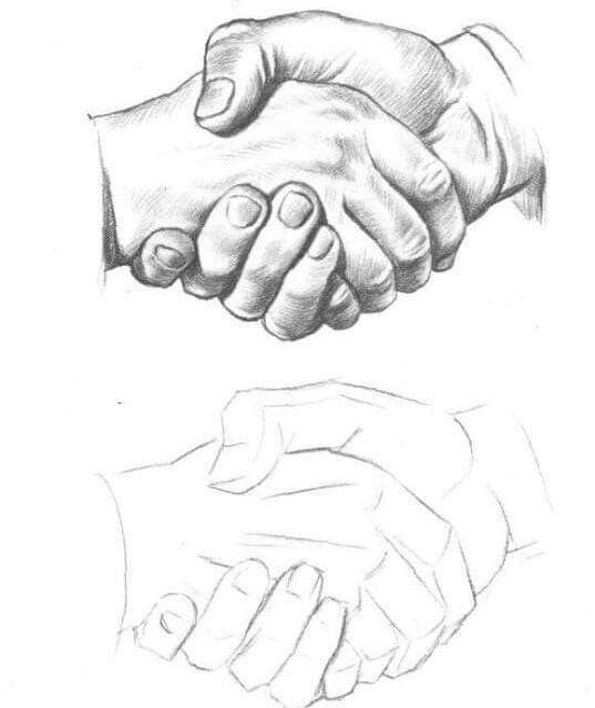 Pin By Roger Hines On Draw Hand Art Drawing How To Draw Hands Drawings