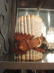 Belt display #retail