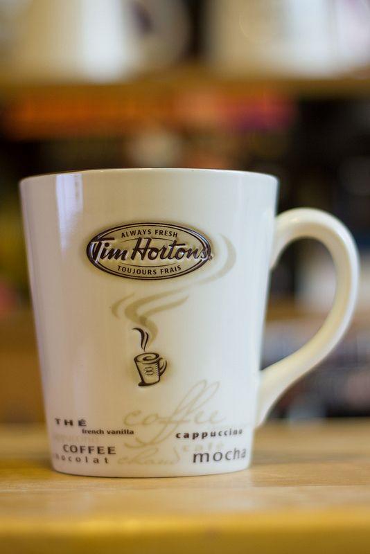 Tim Hortons Mug #005