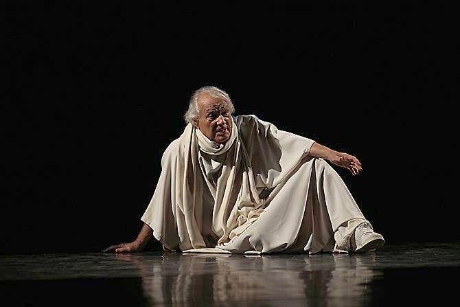 Quando si è qualcuno - Giorgio Albertazzi, 2005
