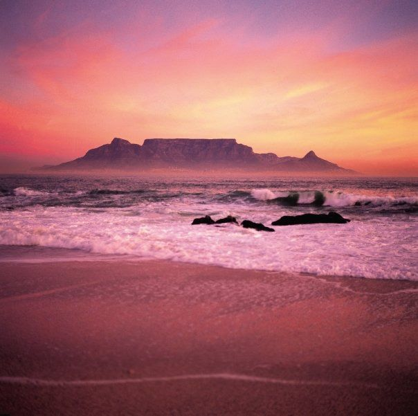 Table Mountain, South Africa   - Top 10 Beautiful Mountains Around The World